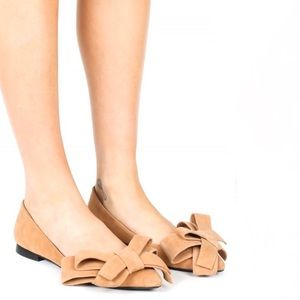 Jeffrey Campbell Ruston Ballet Flat